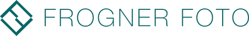 Frogner Foto – Fotograf i Porsgrunn Skien Grenland Retina Logo